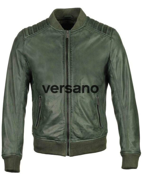 leren-bomberjack-heren-groen-versano-tr48-voorkant-600x784