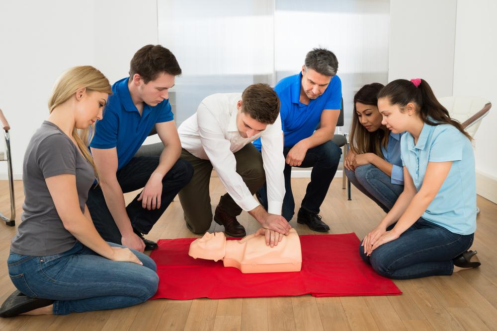AED gebruiken